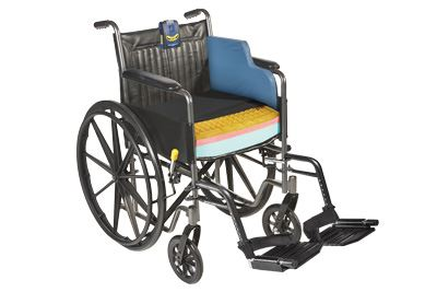 Optimal wheelchair positioning increases resident safety and reduces costs