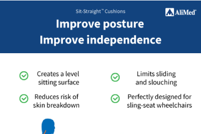 Improve Wheelchair Posture and Independence
