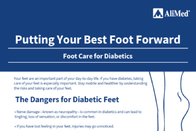 Proper Foot Care for Diabetics
