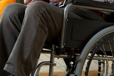Helping Prevent Wheelchair-Related Falls in Long-Term Care Settings