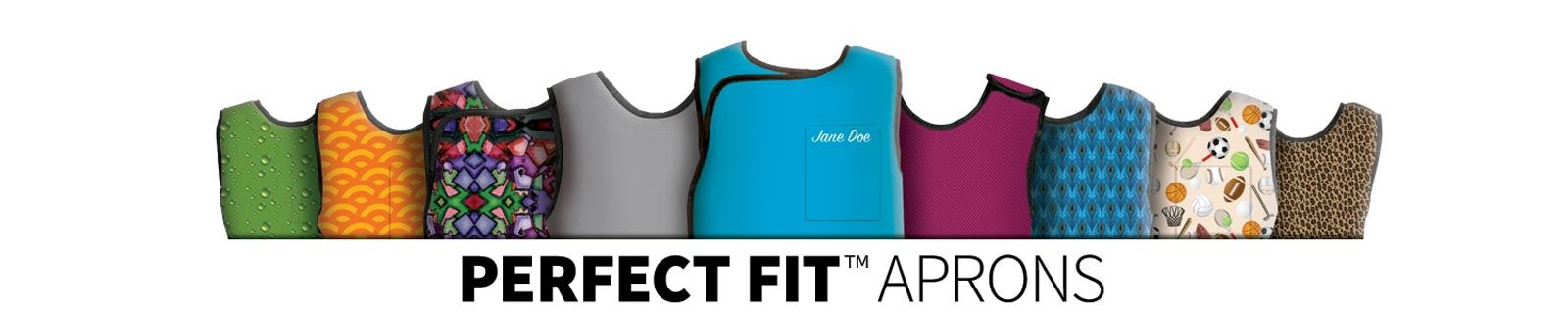 Order Perfect Fit Aprons Online