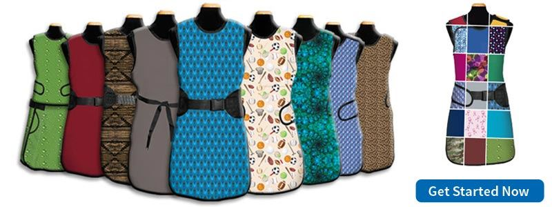 Order  PerfectFit Aprons Online