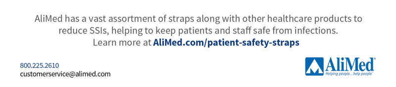 choose from even more patient safety straps