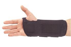 Wrist Wraps, Immobilizers and Supports