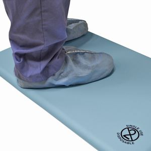 feet on Anti-Fatigue Mats