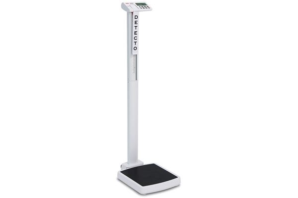 DETECTO Solo Digital Eye-Level Physician Scale