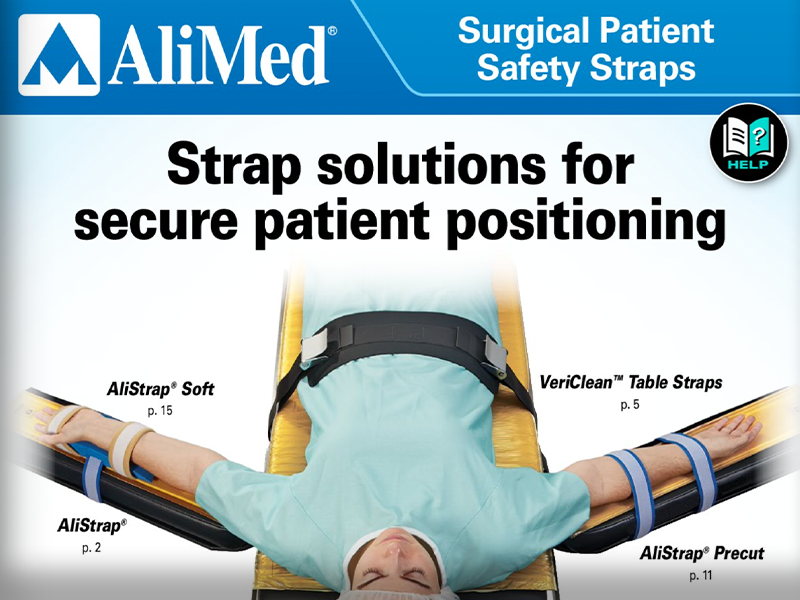 Surgical Patient Safety Straps