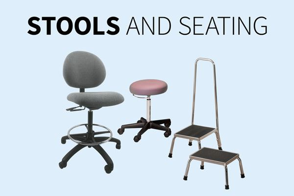 Stools and Seating