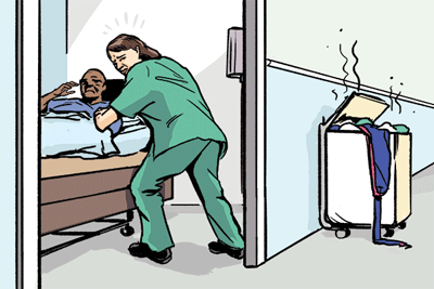 Patient Transfers and Infection Control