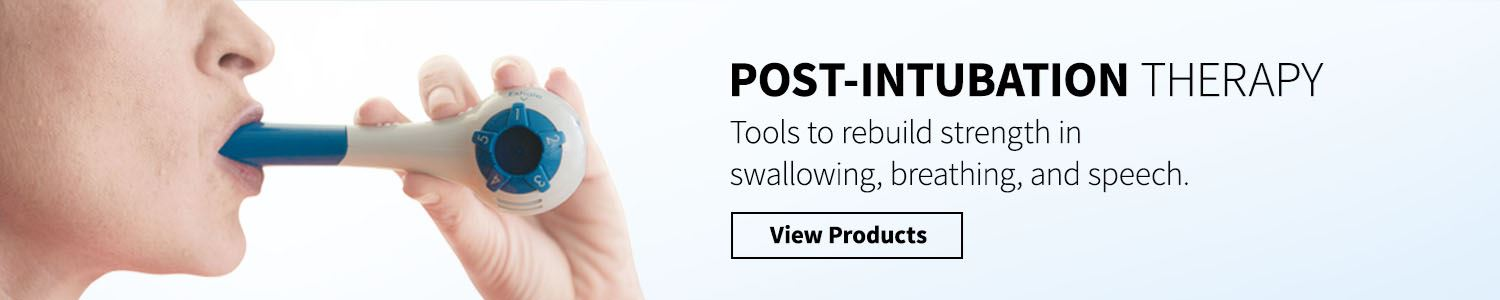 Post-Intubation Therapy Products