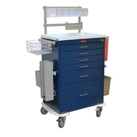 Harloff and Waterloo Medical Cart Accessories