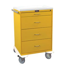 Harloff Isolation Medical Carts
