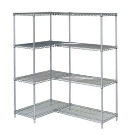 Wire Shelving and Carts