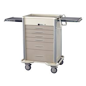 AliMed Select Series Procedure/Anesthesia Carts