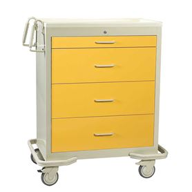 AliMed Wide Series Isolation Medical Carts
