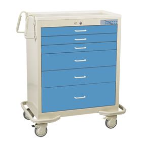 AliMed Wide Series Procedure/Anesthesia Carts