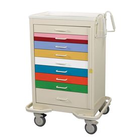 Pediatric Emergency Medical Carts
