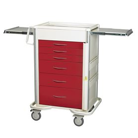 AliMed Select Series Emergency Medical Carts