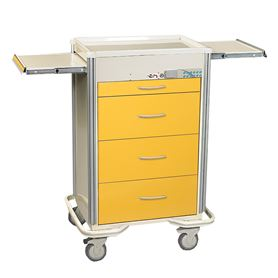 AliMed Select Series Isolation Medical Carts