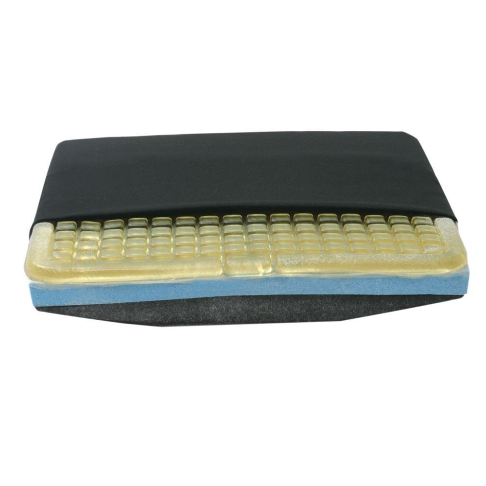 Wheelchair Seat Cushions Product : Cushions gel checkerboard wheelchair cushion