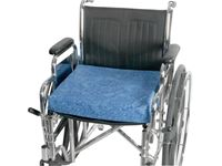 Ocean Blue Wheelchair Cushion Covers