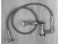 Tank Washout Hose Attachment for Thermostatic Mixing Valve