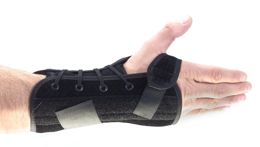 Lace-Up Wrist Support