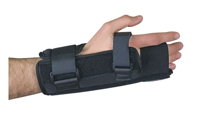 FREEDOM® comfort™ Wrist Splint with MP Block