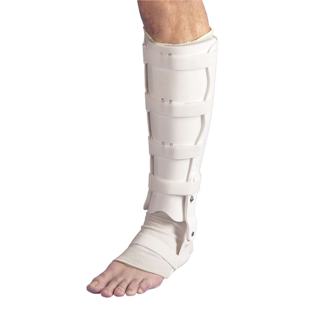 23acc2f58e AliMed® Tibial Fracture Brace: Standard TFO w/Shoe Insert