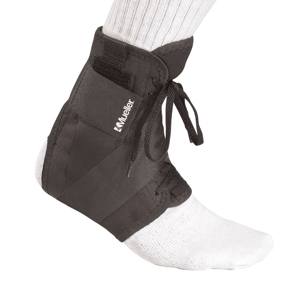 mueller ankle brace instructions
