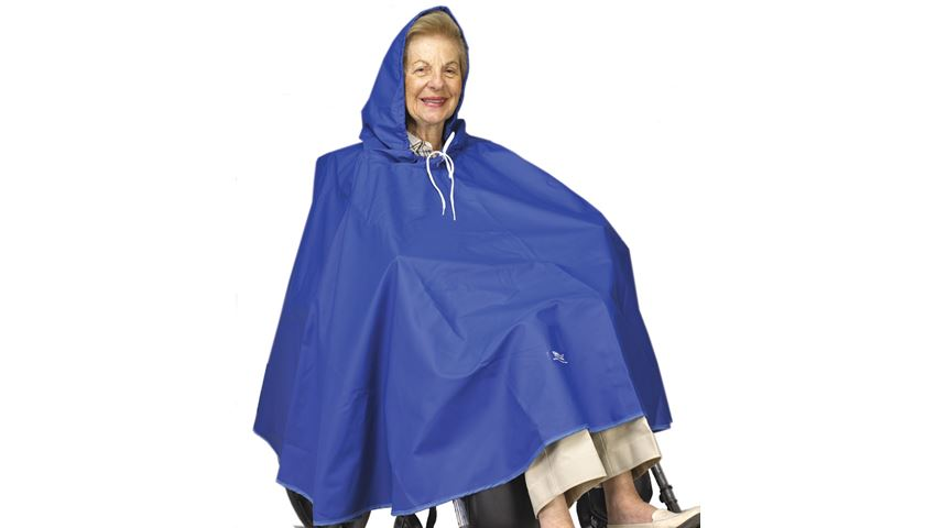 SkiL-Care™ Rain Cape with Carry Case