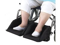 SkiL-Care™ Bariatric Swing-Away Foot Supports