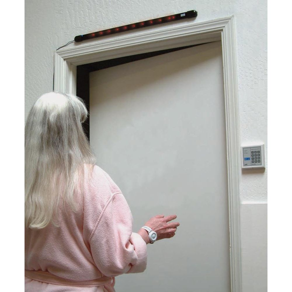 Easy To Install Anti Wandering Door Bar System