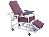PVC Geri-Chair 5-Position Recliner