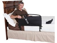 "30"" Safety Bed Rail with Padded Pouch"