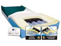 PressureGuard APM2 Safety Supreme Multi-Mode Air Therapy Mattress