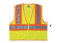 GLoWEAR™ ANSI Class 2 High-Visibility Two-Tone Vests