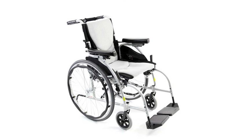 Karman S-Ergonomic 106 Ultra Lightweight Wheelchair