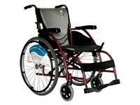 Karman Ultra-Lightweight Series 105 Ergonomic Wheelchair