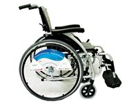 Karman S-Ergonomic Series 115 Ultra-Lightweight/Compact Wheelchair