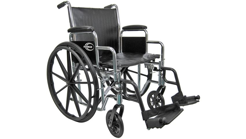 Karman Bariatric Wheelchair