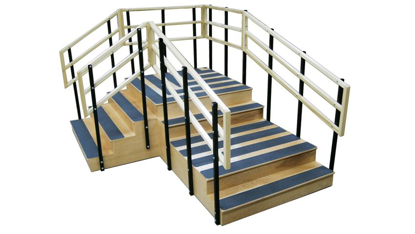 Bailey® Bariatric Stairs