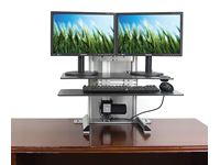 One-Touch Ultra 1-2-3 Sit-Stand System