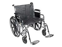 Drive Medical Sentra EC Heavy-Duty Wheelchair