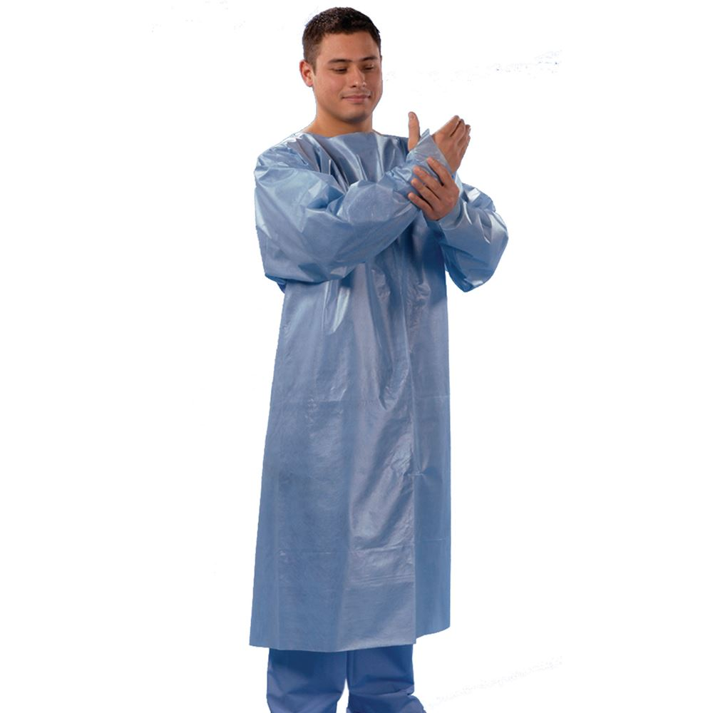 Fluid Resistant Protective Gowns