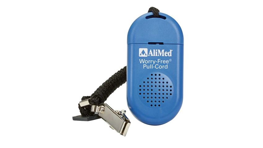 AliMed® Worry-Free® Pull-Cord Alarm