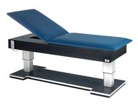 Hausmann® Bariatric Hi-Lo Treatment Table with Power Backrest
