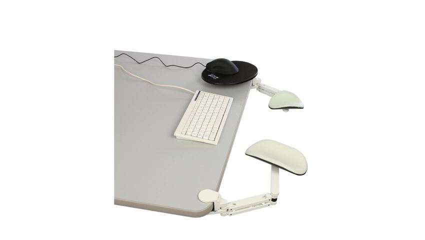 ErgoRest® Articulating Arm Support and Mouse Pad