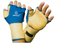 Impacto® Wrist Support Impact Gloves, Pair
