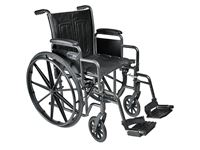 Everest & Jennings® Traveler® SE Wheelchair